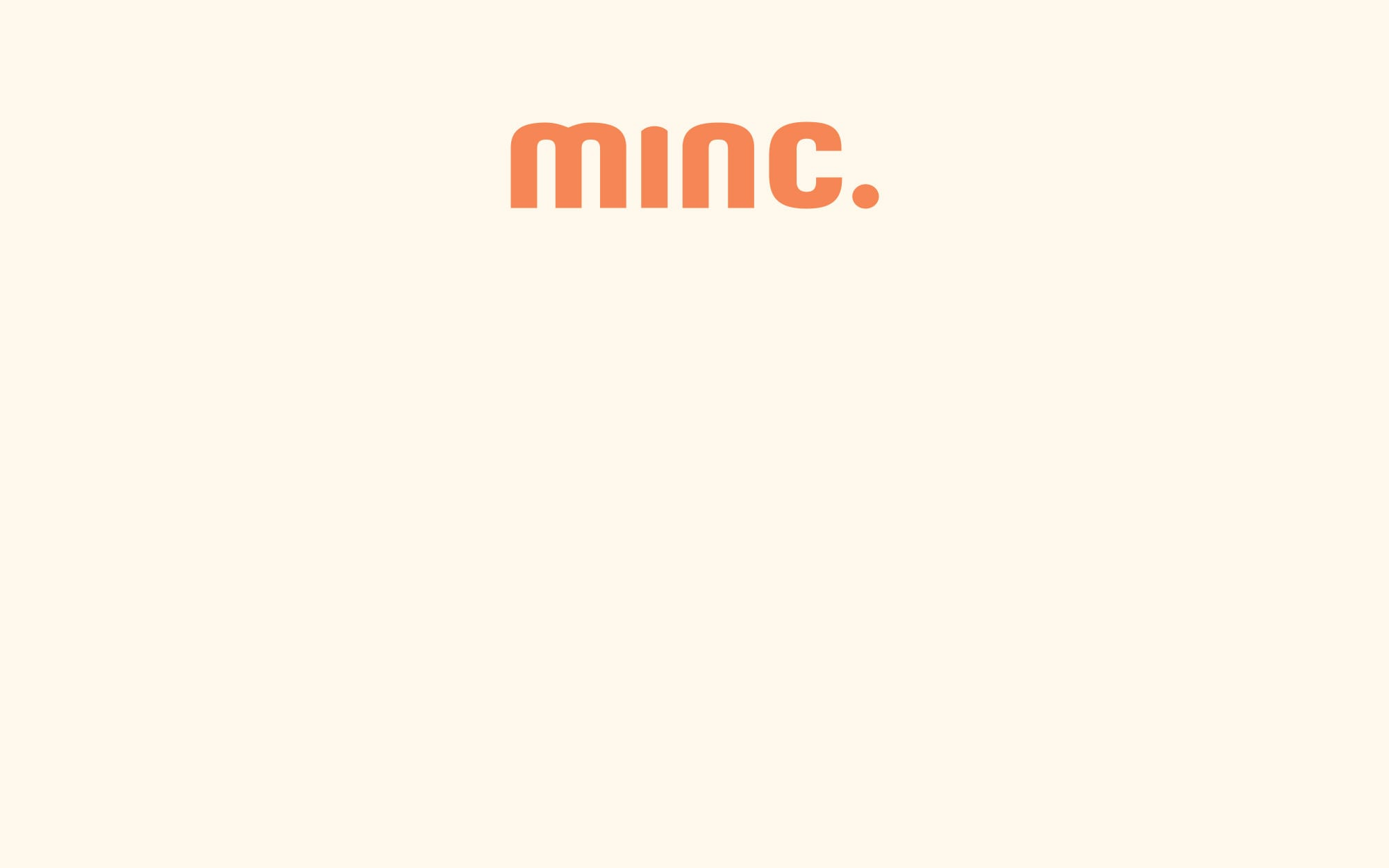 STRONGMom App is included in the Minc 12 month incubator program